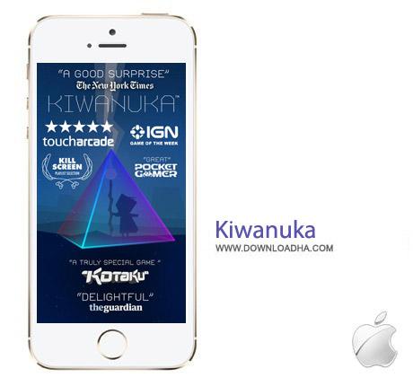Kiwanuka 1.0.4 بازی کریستال Kiwanuka 1.0.4 – آیفون ، آیپد و آیپاد