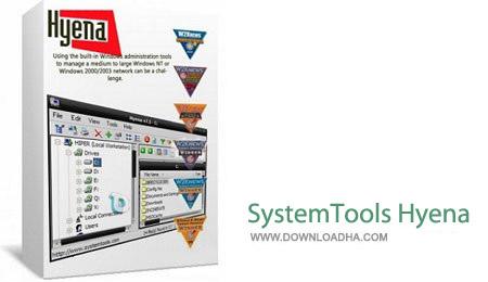 SystemTools Hyena v11.0 نرم افزار مدیریت همه جانبه سرور SystemTools Hyena v11.0