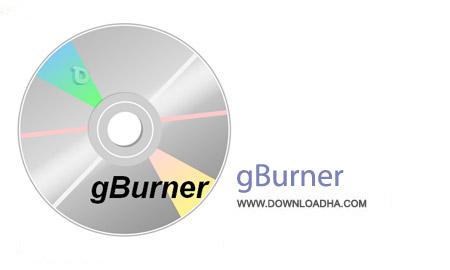 gBurner 3.7 نرم افزار رایت آسان انواع داده ها gBurner 3.7