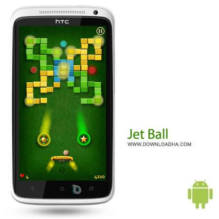 Jet Ball v2.2.5 بازی توپ Jet Ball v2.2.5 – اندروید