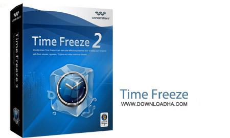 Wondershare Time Freeze 2.0.3.0 نرم افزار فریز کردن سیستم عامل Wondershare Time Freeze 2.0.3.0