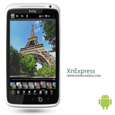 XnExpress Pro 1.58 نرم افزار ویرایشگر تصاویر XnExpress Pro 1.58 – اندروید