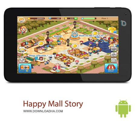 Happy Mall Story v1.2.3 بازی بازار Happy Mall Story v1.2.3 – اندروید