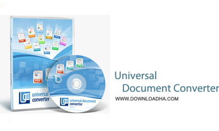 Universal Document Converter 6.4.1407.18180 نرم افزار تبدیل اسناد متنی Universal Document Converter 6.4.1407.18180