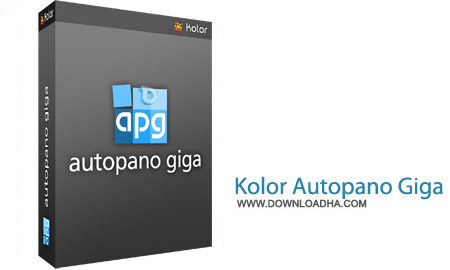 Kolor Autopano Giga 3.6.2 نرم افزار مرتب سازی تصاویر Kolor Autopano Giga 3.6.2