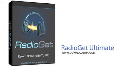 RadioGet Ultimate 4.5.3 نرم افزار گوش دادن به شبکه های رادیویی اینترنتی RadioGet Ultimate 4.5.3