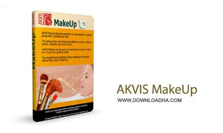 AKVIS MakeUp 3.5 نرم افزار آرایش تصاویر به صورت حرفه ای AKVIS MakeUp 3.5