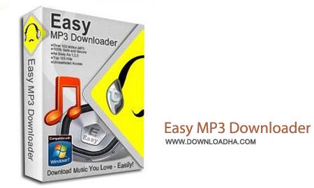 Easy MP3 Downloader 4.6.3.8 نرم افزار دانلود راحت فایل های MP3 با Easy MP3 Downloader 4.6.3.8
