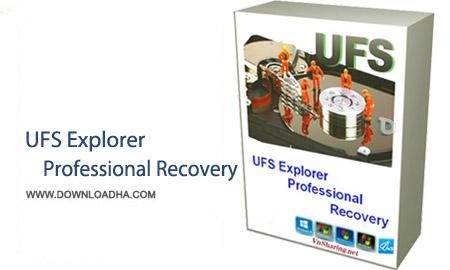 UFS Explorer Professional Recovery 5.15.3 نرم افزار بازیابی اطلاعات UFS Explorer Professional Recovery 5.15.3
