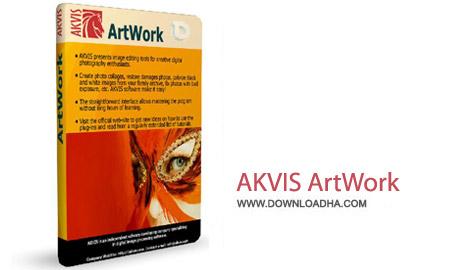 AKVIS ArtWork 8.1 نرم افزار تبدیل عکس به نقاشی AKVIS ArtWork 8.1