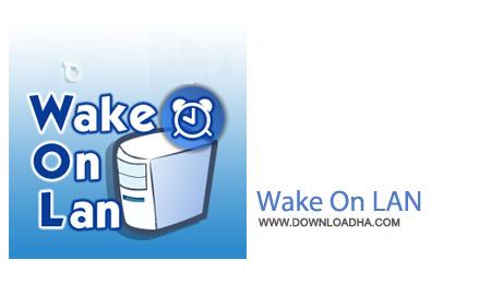 Wake On LAN 2 10 7 نرم افزار مدیریت شبکه های محلی Wake On LAN 2 10 7