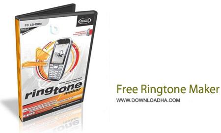 Free Ringtone Maker 2.4.0.1979 نرم افزار ساخت آسان رینگتون Free Ringtone Maker 2.4.0.1979