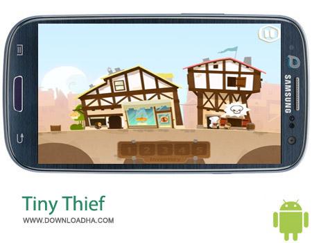 Tiny Thief 2.0.0 بازی فکری دزد کوچک Tiny Thief 2.0.0 – اندروید