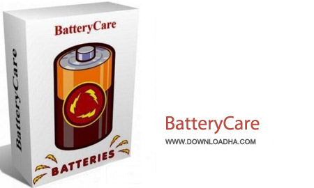 BatteryCare v0.9.18.0 نرم افزار مراقبت از باتری لپ تاپ BatteryCare v0.9.18.0