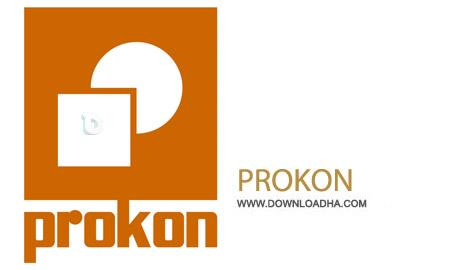PROKON 2.6.53 نرم افزار طراحی سازه های فولادی PROKON 2.6.53
