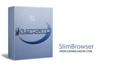 SlimBrowser 7.00 Build 094 نرم افزار مرورگر ساده و قدرتمند SlimBrowser 7.00 Build 094
