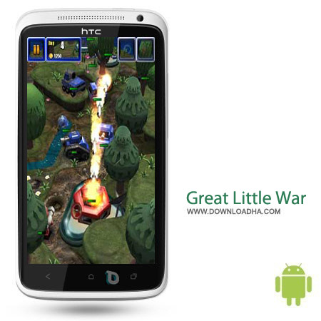 Great Little War Game 2 1.0.9 بازی استراتژی Great Little War Game 2 1.0.9 – اندروید