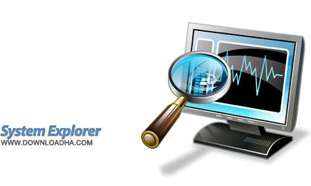 System%20Explorer%205.9.3 نرم افزار نمایش اطلاعات ریز و کلی از سیستم System Explorer 5.8.0.5220