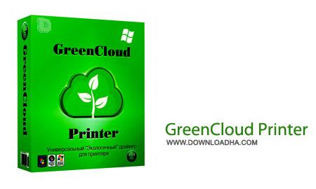 GreenCloud Printer Pro 7.7.2.1 Final نرم افزار صرفه جویی در جوهر پرینتر GreenCloud Printer Pro 7.7.2.1 Final