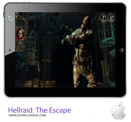 Hellraid The Escape 1.13 بازی ترسناک Hellraid: The Escape 1.12 – آیفون ، آیپد و آیپاد