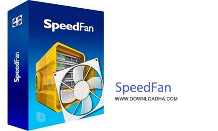 SpeedFan 4.49 نرم افزار تغییر سرعت فن رایانه SpeedFan 4.49