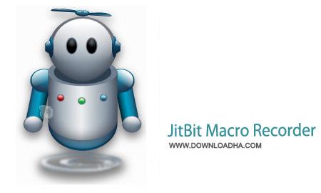 JitBit Macro Recorder 5.7.7 نرم افزار ضبط عملیات انجام شده در سیستم JitBit Macro Recorder 5.7.7