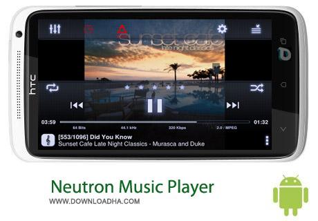 Neutron Music Player v1.78.0 نرم افزار پلیر قدرتمند صوتی Neutron Music Player v1.78.0 – اندروید
