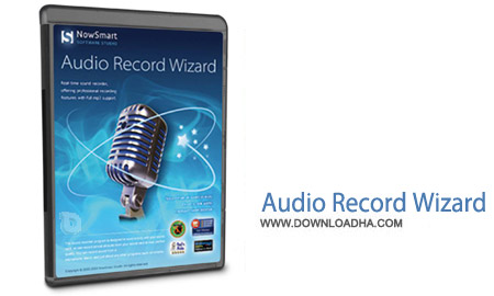 Audio Record Wizard 7.16 نرم افزار ضبط صدا Audio Record Wizard 7.16