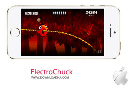 ElectroChuck 2.0.0 بازی الکترو چاک ElectroChuck 2.0.0 – آیفون ، آیپد و آیپاد