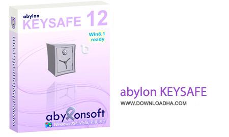 abylon KEYSAFE v12.00.07.2 نرم افزار نگهداری و مدیریت پسورد abylon KEYSAFE v12.00.07.2