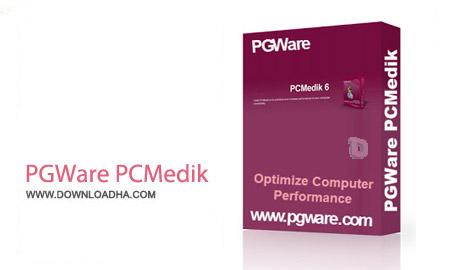 PGWare PCMedik 7.7.28.2014 Final نرم افزار بهینه سازی عالی ویندوز PGWare PCMedik 7.7.28.2014 Final