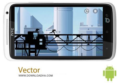 Vector 1.1.0 بازی پارکور Vector 1.1.0 – اندروید