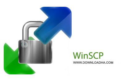WinSCP 5.5.5 Build 4605 Final نرم افزار برقراری ارتباط با سرور اف تی پی WinSCP 5.5.5 Build 4605 Final