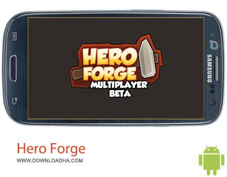 Hero Forge v1.3.2 بازی قهرمان Hero Forge v1.3.2 – اندروید