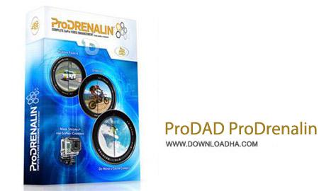 ProDAD ProDrenalin 1.0.70.1 نرم افزار ویرایش ویدیو ProDAD ProDrenalin 1.0.70.1