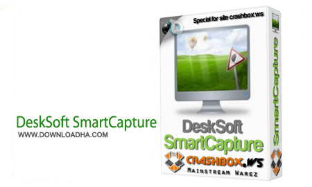 DeskSoft SmartCapture 3.2.2 نرم افزار عکس برداری از محیط ویندوز DeskSoft SmartCapture 3.2.2