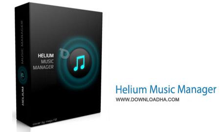 Helium Music Manager 10.4.0 Build 12790 Premium Edition نرم افزار مدیریت و پخش آهنگ ها Helium Music Manager 10.4.0 Build 12790 Premium Edition