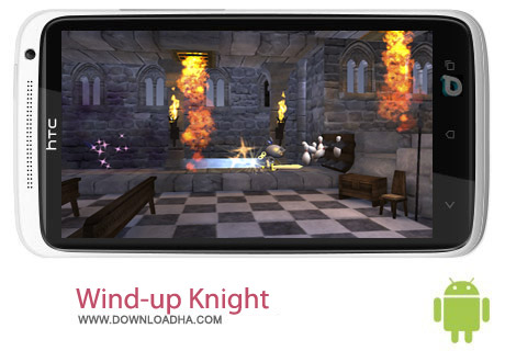 Wind up Knight 2 v1.10 بازی شوالیه Wind up Knight 2 v1.10 – اندروید