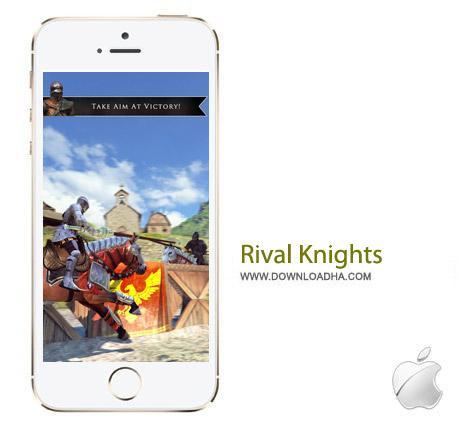Rival Knights 1.0.0 بازی رقابت شوالیه ها Rival Knights 1.0.0 – آیفون ، آیپد و آیپاد
