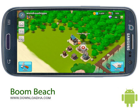 Boom Beach 16.43 بازی استراتژیک Boom Beach 16.43 – اندروید