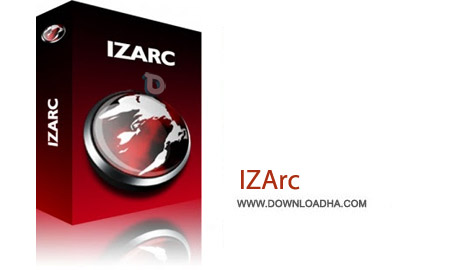 IZArc 4.1.9 نرم افزار فشرده سازی انواع فایل ها IZArc 4.1.9