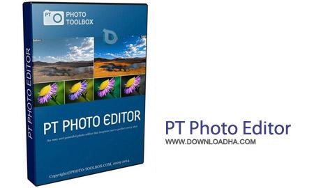 PT Photo Editor 1.7.1 Standard Edition نرم افزار ویرایشگر عکس PT Photo Editor 1.7.1 Standard Edition