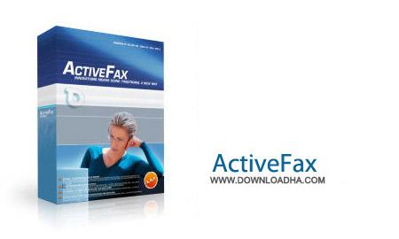 ActiveFax v5.01.0232 نرم افزار مدیریت فکس ActiveFax v5.01.0232
