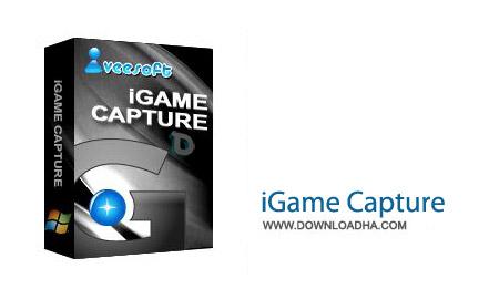 iGame Capture Pro v1.0.1.6 نرم افزار فیلم برداری از محیط بازی iGame Capture Pro v1.0.1.6