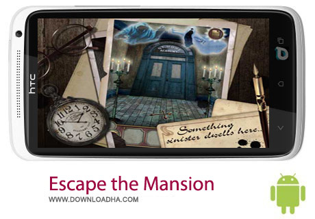 Escape the Mansion v1.4 بازی فکری Escape the Mansion v1.4 – اندروید