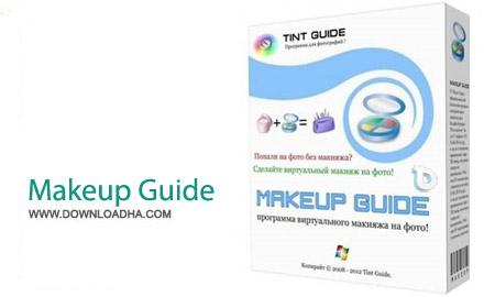 Makeup Guide 2.2.2 نرم افزار آرایش چهره Makeup Guide 2.2.2