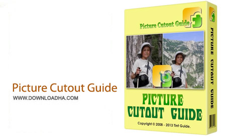 Picture Cutout Guide 3.2.4 نرم افزار مونتاژ آسان تصاویر Picture Cutout Guide 3.2.4