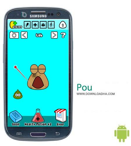 Pou v1.4.55 بازی پو Pou v1.4.55 – اندروید