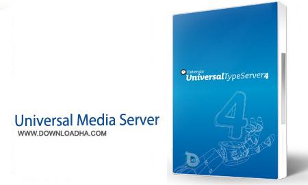 Universal Media Server 3.6.3 Final نرم افزار انتقال و پخش بیسم ویدیو و موزیک به تلویزیون Universal Media Server 3.6.3 Final
