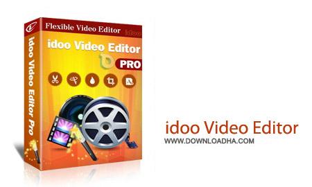 idoo Video Editor Pro 3.5.0 نرم افزار ویرایشگر ویدئو idoo Video Editor Pro 3.5.0